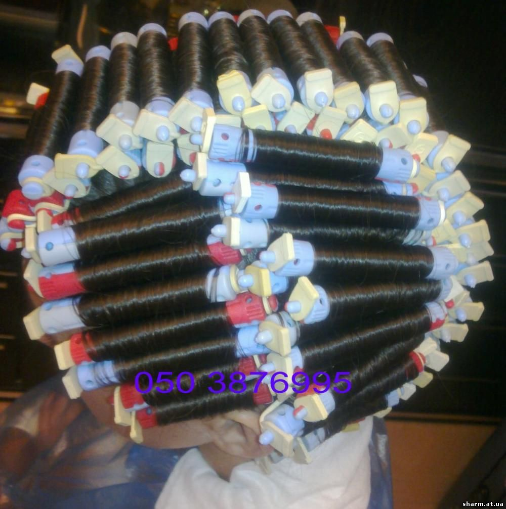 Завивка волос биозавивка волос